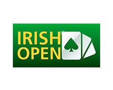 Irish Open Poker logo