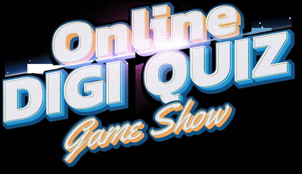 Online Digi Quiz Game Event logo