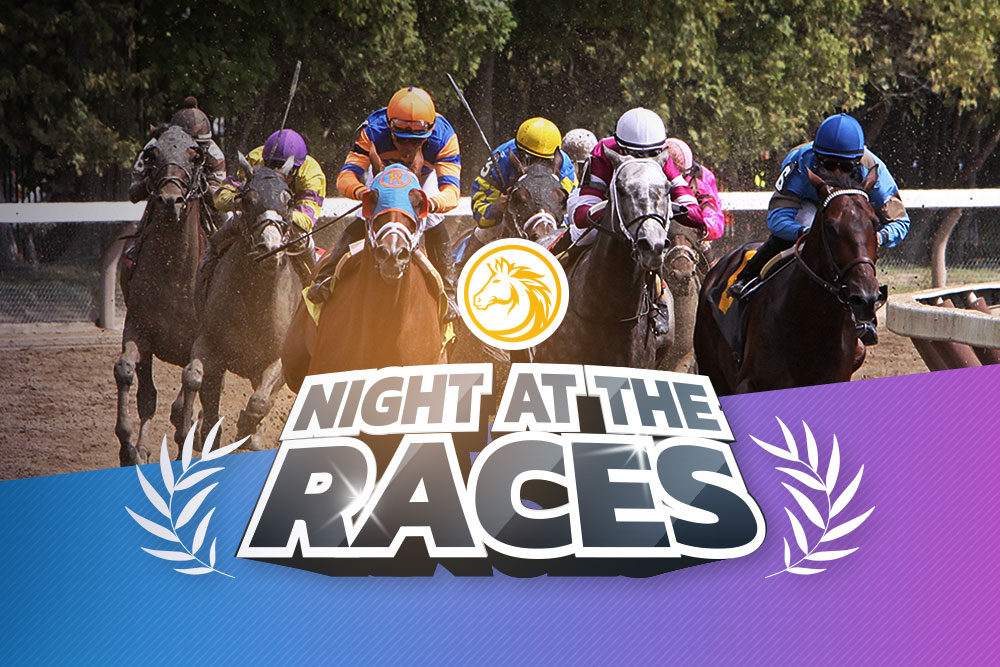A Night at the Races Online Event for Summer Party